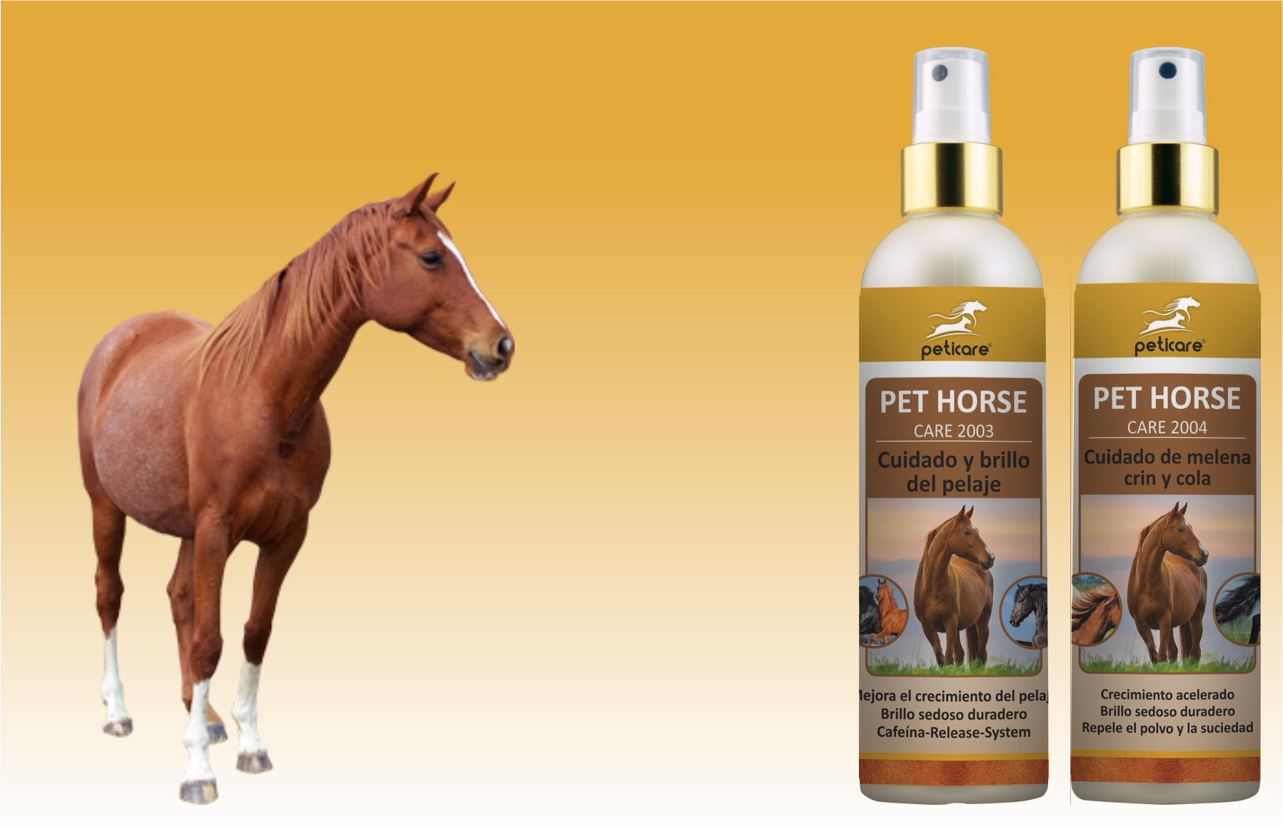 peticare - Coat care and long hair care