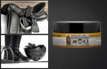 Leather care - Saddle care