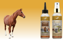 Horse care - Sweet itch SET